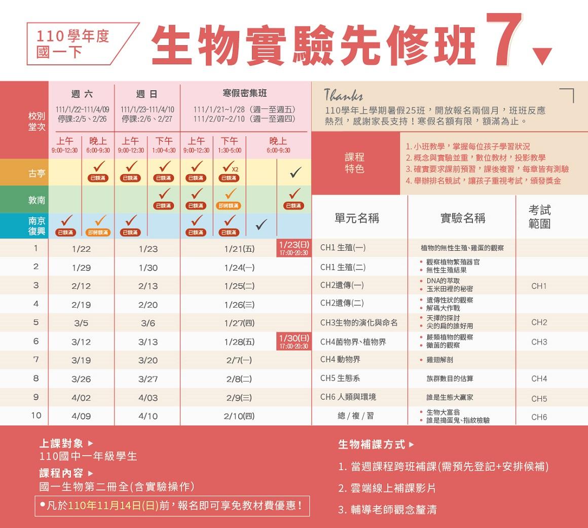 110-07國一續班DM_正面2版-1009